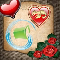 Zodiac Compatibility Cancer and Aquarius