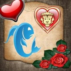 Zodiac Compatibility Leo and Pisces