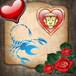 Zodiac Compatibility Leo and Scorpio