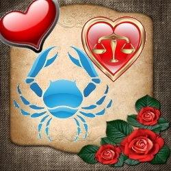 Zodiac Compatibility Libra and Cancer