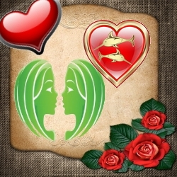 Zodiac Compatibility Pisces and Gemini